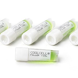 Corning 432076 Cool Cell 2 mL Filler Vial, for use with Cool Cell LX and Cool Cell FTS30 Containers (Pack of 6)
