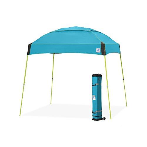 E-Z UP Dome Instant Shelter Canopy, 10 by 10', Splash