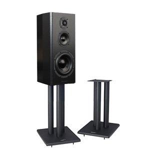 Pangea Audio LS300 Speaker Stand - Pair (20 Inch) (Stands Speaker Audio)