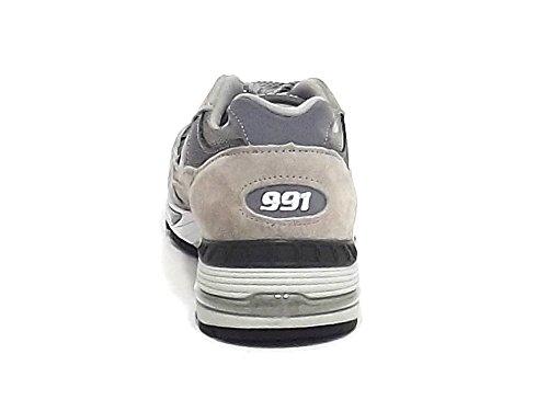 nv Bleu 991 Chaussures New Grigio Balance Homme M991 wCqTt6