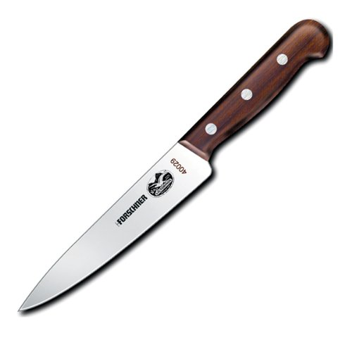 Victorinox Chef's, 6'' Blade, 1.25'' At Rosewood Handle