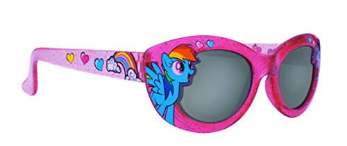 My Little Pony Sparkly Girls Sunglasses]()