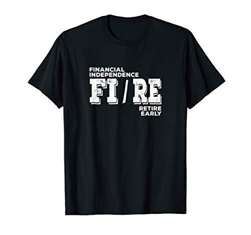 FI/RE - FI RE - Men Women T-Shirt