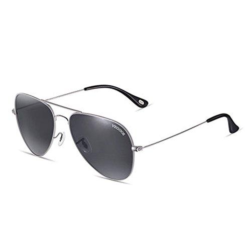 ZY hommes de lunettes hommes miroir lunettes plein air B en de soleil polarisant grenouille Hommes yeux lunettes conduisant 1Xrwnx5q1F