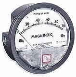 Dwyer 2002AV Magnehelic Differential Pressure