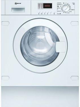 Neff V6540X1EU Integrado Carga frontal B Color blanco lavadora ...