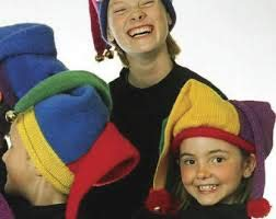 Jester Hats Pattern FTAC19 Fiber Trends