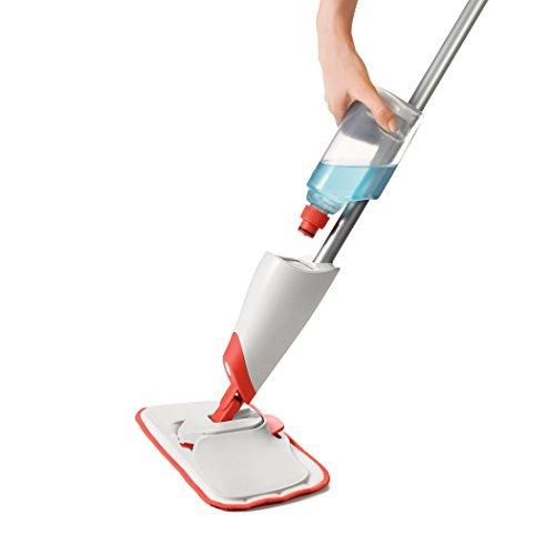 Oxo Good Grips Microfiber Spray Mop With Detachable