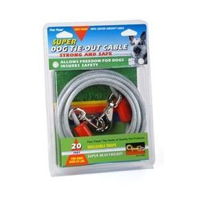 Super Tie Out Cable