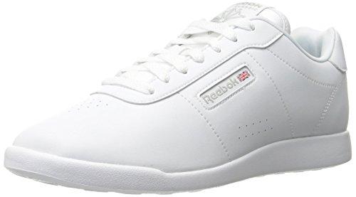 Reebok Women's Princess Lite Classic Shoe, White, 11.5 W US