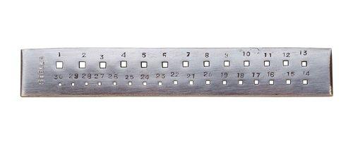 Special Shape Drawplates, Square | DRA-410.10