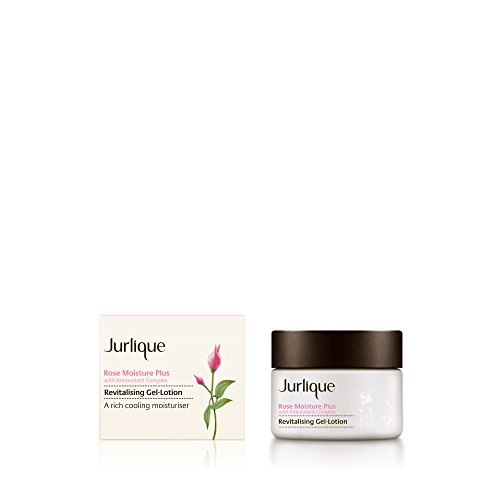 Jurlique Rose Moisture Plus Revitalising Gel-Lotion, 1.7 Fl Oz