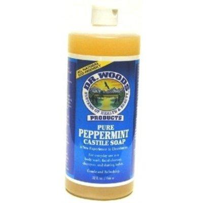 Dr. Woods Pure Castile Almond Soap 16 Ounce