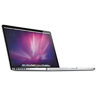 Apple MacBook Pro MD101LL/A, Intel Core i5-3210M 2.5GHz, 16GB RAM, 500GB HDD, 13.3-inch Silver (Renewed)