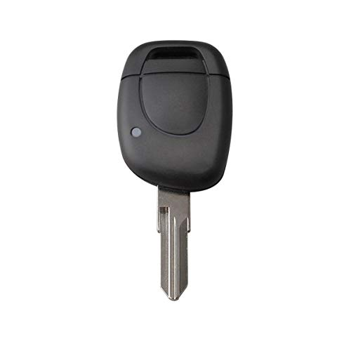 Car Remote Key Suit for Renault Master Clio Twingo Kangoo PCF7946 Chip 433MHZ Black Car Remote