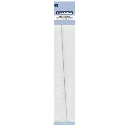 Beadalon Elastic Cord Needle