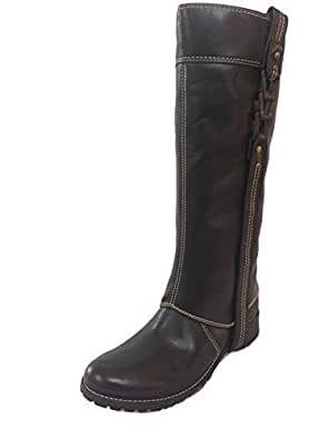 Timberland para mujer Bethel izquierda 2-In-1 Knee And Ankle Boots W L[63634] [UK 7/EU 40/US 9]