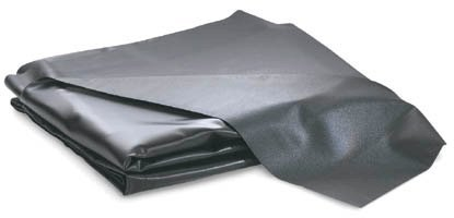 12' X 15' EPDM Rubber 45 ml FIRESTONE POND LINER-water garden-pool-Fish (Epdm Flexible Rubber Pond Liner)