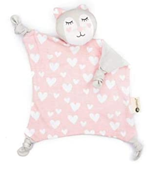 Kippins Cuddle Blankie (Kitty)