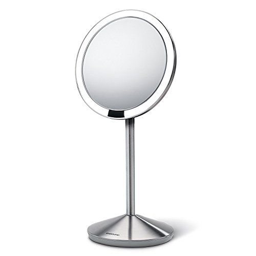Simplehuman Mini Sensor Lighted Makeup Travel Mirror 5