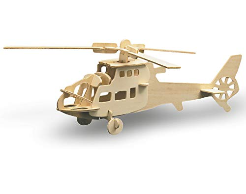 Donau M850-3 Elektronik - Helicóptero (madera) Donau Elektronik GmbH Donau Elektronik _M850-3