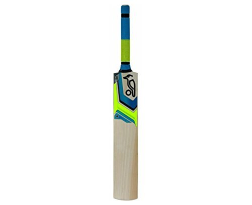 Kookaburra Verve 400 Cricket Bat - Blue, Short Handle by Kookaburra by Kookaburra