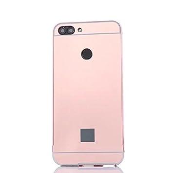 carcasa huawei p smart rosa