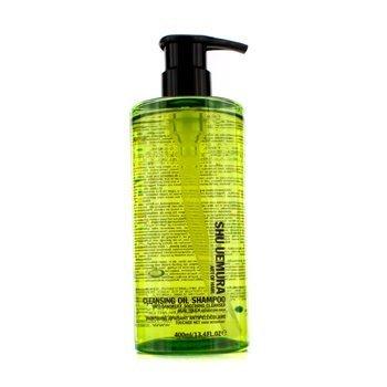 Shu Uemura Cleansing Oil Shampoo Anti-Dandruff Soothing Cleanser (For Dandruff Prone Hair & Scalps) 400Ml/13.4Oz...