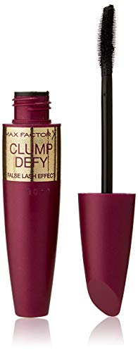 Max Factor Clump Defy Mascara Black for Women,  1 x 13 ml