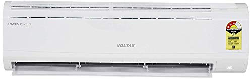Voltas 1.5 Ton 3 Star Split AC (Copper, 183DZZ (R32), White)