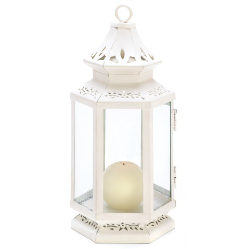Tom & Co. 10 Wholesale Medium Victorian Lantern Wedding Centerpieces -