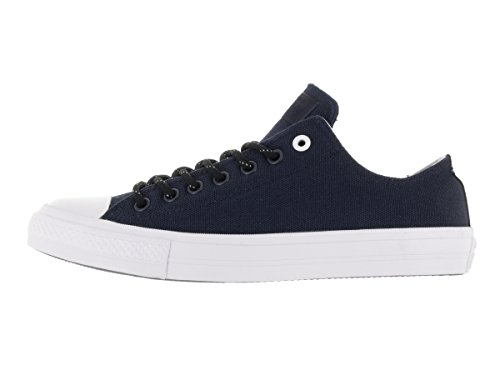 Converse Trainers - Converse Chuck Taylor All Star Chuck II Shoes - Obsidian/White/Gum