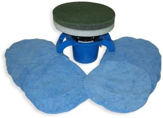 "Gem Orbital Polisher""Microfiber Bonnet"" Value Package - 13 lb."