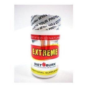 Extreme Diet Burn (Anciennement Extreme Fat Burner) avec Appétit par Certified Labs naturelles - 30 Capsules