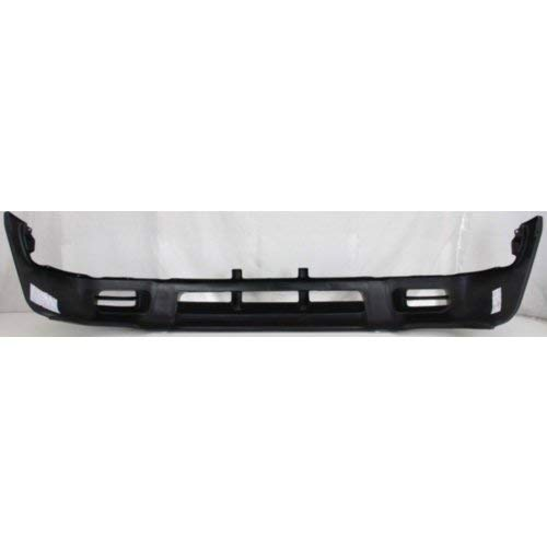 Front Lower Valance Compatible with NISSAN FRONTIER 1998-2000 Panel Primed