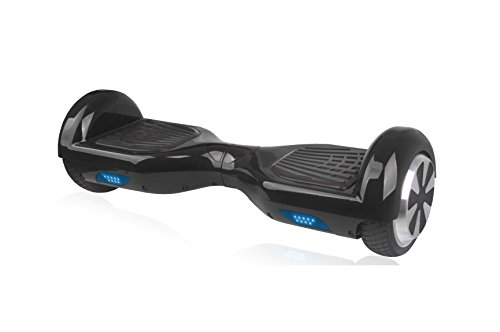 OTTO Hoverboard Two-wheel Self-balancing Scooter- UL2272 Certified 6.5''All-terrain Aluminum Alloy Wheels,350W Dual Motor for 9.6Km/hr Max Speed and 225lbs Max Weight