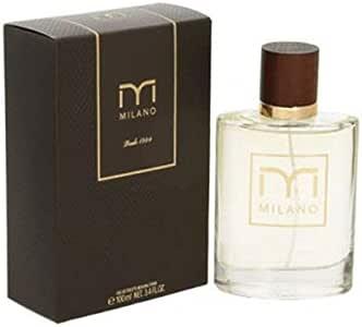 Milano, Agua de colonia para hombres - 1000 ml.: Amazon.es: Belleza