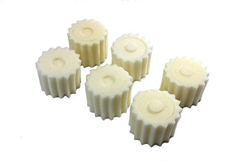 6Pcs Air Filter Foam Sponge for 1/8 RC Car Nitro Power Air - 8 Rc 1 Nitro Hpi