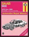 Saab 900: 1979 Thru 1988 All Models 2.0 Liter (Hayne's Automotive Repair Manual)