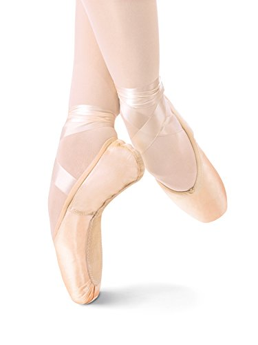 '2007' Ballet Pointe Shoe,2007HRD7.0X5,multi-colored,7.0X5