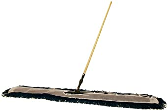 Fas-Trak FT-FM-72-Kit Flop-Mop 72-Inch High Performance Folding Dust Mop Kit, Includes Frame / Adapter, Blue Mop Head, and Handle