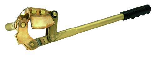 Wesco 272301 Non-Sparking Drum Deheader with Plastic Hand Grip