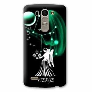Amazon.com: Case Carcasa LG K10 signe zodiaque - - Vierge N ...