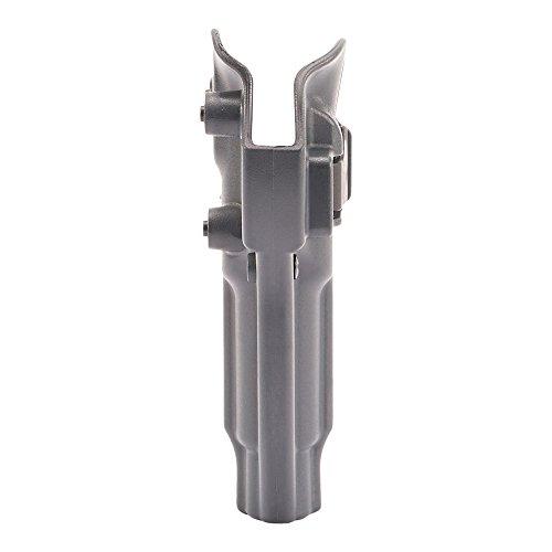 BLACKHAWK! Serpa CQC Gun Metal Grey Sportster Holster, Size - Import