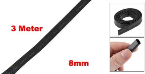 3/m de Schrumpfschlauch aus Polyolefin 8/mm Durchmesser Verh/ältnis 2:1