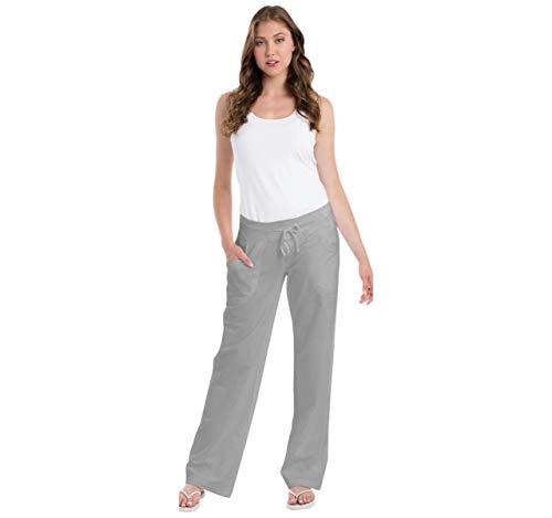 510b19597530a Para Mujer Gris Pantalón Neon Buddha wqHTnAFXWx