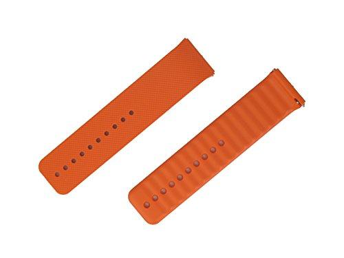Samsung Genuine SM-R380 Gear 2, SM-R381 Gear 2 Neo Wild Orange Adjust Strap - GH98-32314C