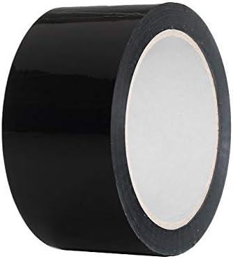 Glas oder Metall Klebeband HELLBLAU 50 mm x 66 m Enviro Pack qualitativ bestens geeignet f/ür Gewebe leise abrollend und alters best/ändig Klebeband blau Papier PVC