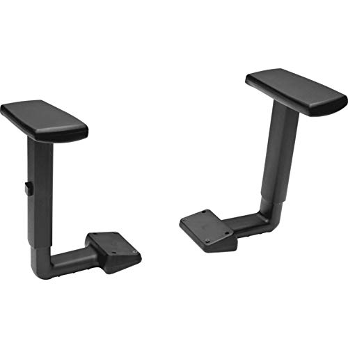 Wholesale CASE of 5 - Hon 5700 Series Adjustable Height Arm Kit-Optional Height-adjustable Arm Kit, Black