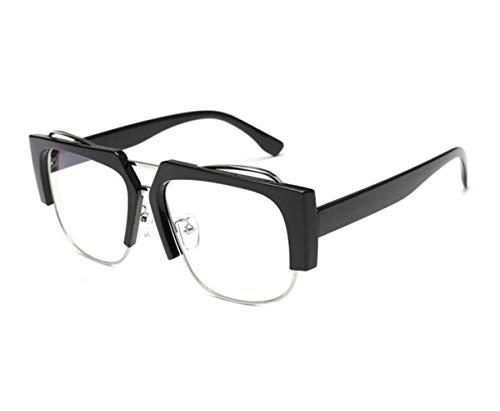 medio Black marco de Unisex los para aire protección libre al gafas para UV400 Eyewear viajar gafas de hombres moda de twq1gAxHIx